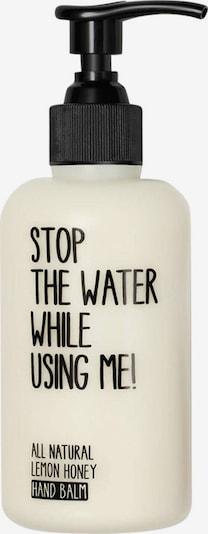 STOP THE WATER WHILE USING ME! Handbalsam 'Lemon Honey' in transparent, Produktansicht