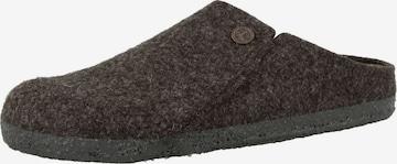 Pantoufle 'Zermatt Rivet' BIRKENSTOCK en marron