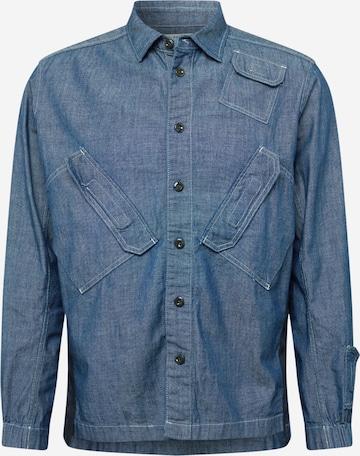 Camicia di G-Star RAW in blu