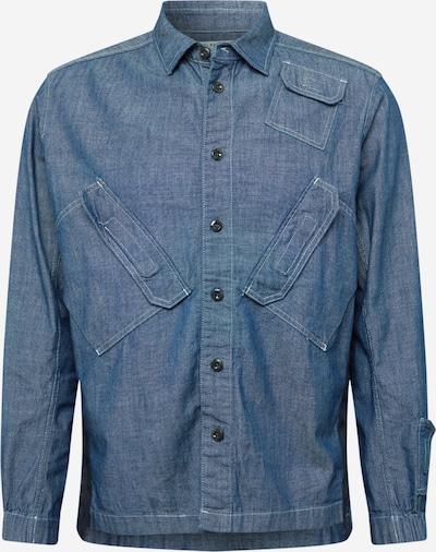 Camicia G-Star RAW di colore blu denim, Visualizzazione prodotti