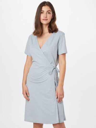 PULZ Jeans Kleid 'PZAMELIA' in blau, Modelansicht