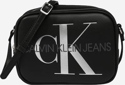 Calvin Klein Jeans Schoudertas in de kleur Grijs / Zwart / Zilver, Productweergave
