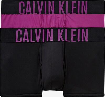 Calvin Klein Underwear Boxerky - purpurová / čierna, Produkt