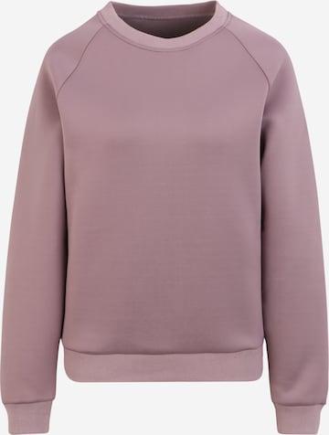 CURARE Yogawear Αθλητική μπλούζα φούτερ σε λιλά