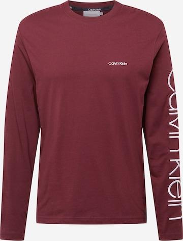 Calvin Klein Särk, värv punane