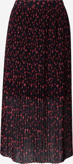 Fustă 'Ralias' HUGO pe roșu / negru, Vizualizare produs