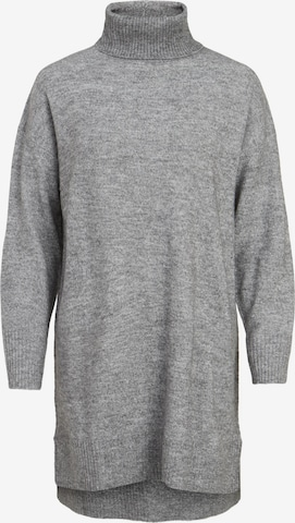VILA Sweater 'Ella' in Grey