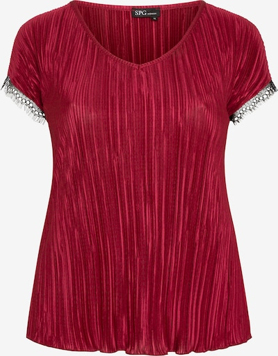 SPGWOMAN Top in de kleur Rood, Productweergave
