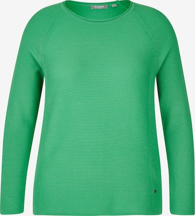 Rabe Pullover in smaragd, Produktansicht