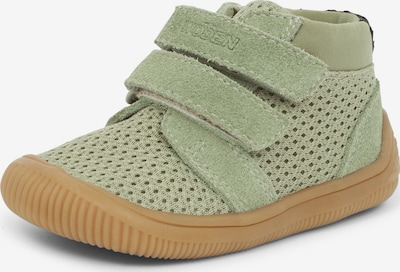 WODEN Sneaker ' Tristan Baby ' in pastellgrün, Produktansicht