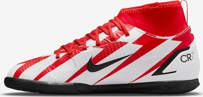 NIKE Schuh in rot / schwarz / weiß, Produktansicht