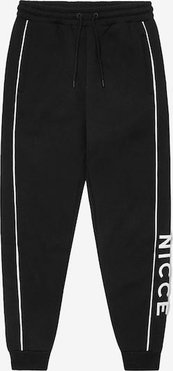 Nicce Панталон 'GETI' в черно / бяло, Преглед на продукта