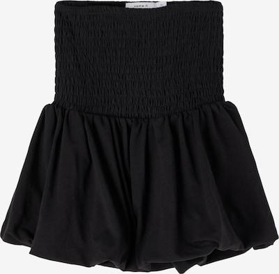 NAME IT Rok 'Hetaly' in de kleur Zwart, Productweergave