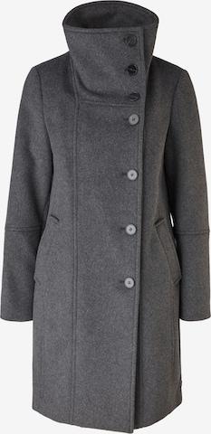 s.Oliver Between-Seasons Coat in Grey