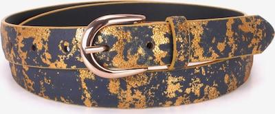 BA98 Ledergürtel in gold, Produktansicht