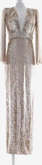 Badgley Mischka Paillettenkleid in XS in gold, Produktansicht