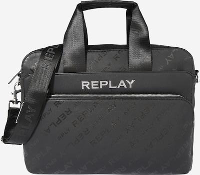 REPLAY Aktentas in de kleur Zwart, Productweergave