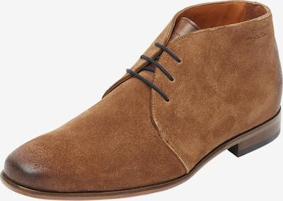 Van Lier Chaussure à lacets ' SCHOENEN Rhodes ' en marron, Vue avec produit