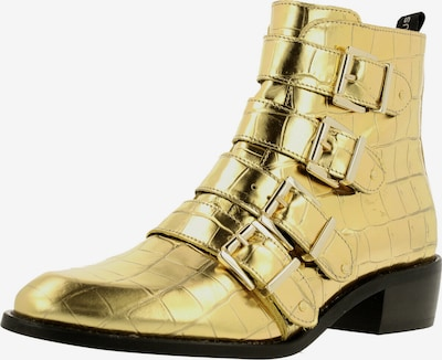 Rehab Ankle boot ' RUBY CROCO M ' in gold, Produktansicht