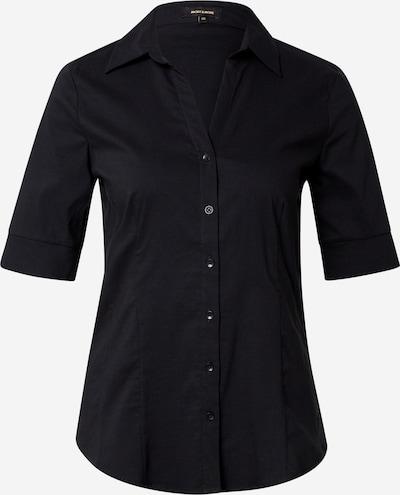 Bluză MORE & MORE pe negru, Vizualizare produs