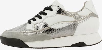 Rehab Sneaker ' ASHLEY MET ' in grau / schwarz / weiß, Produktansicht