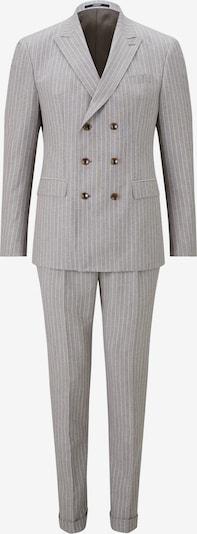 JOOP! Anzug in braun / weiß, Produktansicht