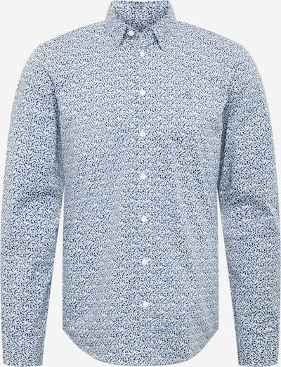 Casual Friday Košulja 'Arthur' u plava / mornarsko plava / bijela, Pregled proizvoda