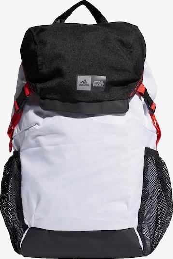 ADIDAS PERFORMANCE Plecak sportowy 'Star Wars' w kolorze czerwony / czarny / białym, Podgląd produktu