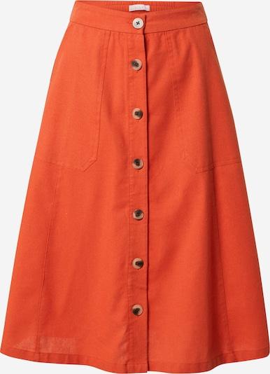 VILA Rock in orangerot, Produktansicht