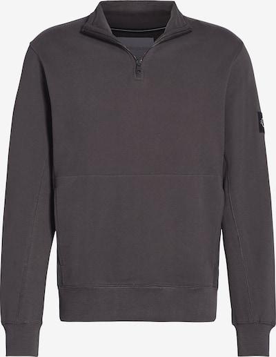 Calvin Klein Jeans Sweatshirt in grau, Produktansicht