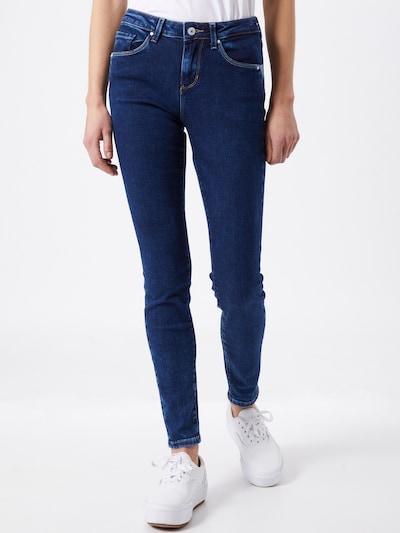 GUESS Jeans 'Annette' in blau, Modelansicht