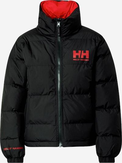 HELLY HANSEN Veste d'hiver 'Urban Reversible' en rouge / noir, Vue avec produit