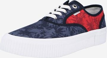 TOMMY HILFIGER Sneaker 'Elevated' in Blau