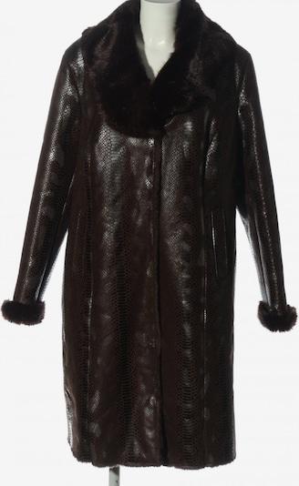 Alfredo Pauly Jacket & Coat in 4XL in Brown / Black, Item view