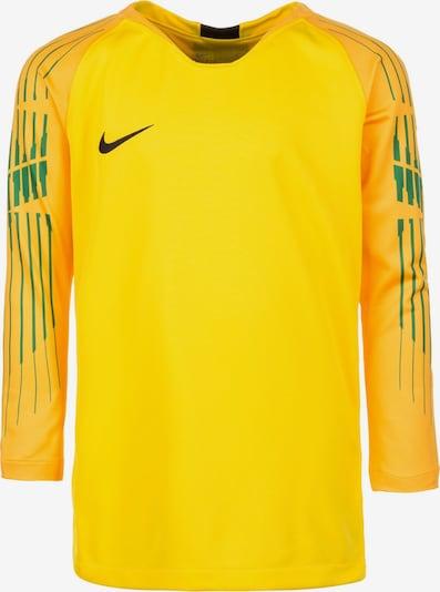 NIKE Trikot in gelb / grün / schwarz, Produktansicht