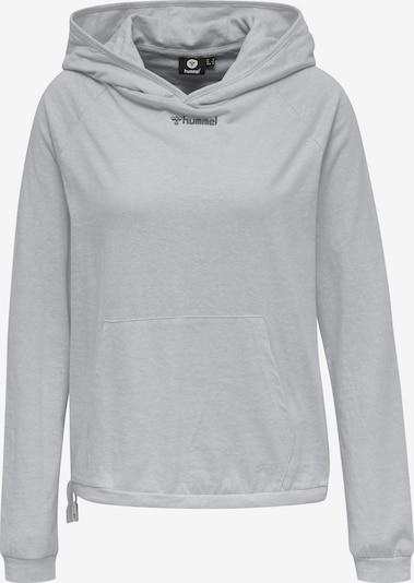 Hummel Athletic Sweatshirt 'Zandra' in Light grey, Item view