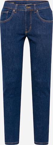 Jean 'Jay' J.Lindeberg en bleu