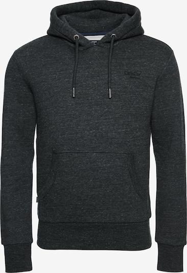 Superdry Sweatshirt in de kleur Lichtgrijs, Productweergave
