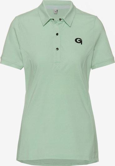 GONSO Poloshirt 'Upta' in pastellgrün, Produktansicht