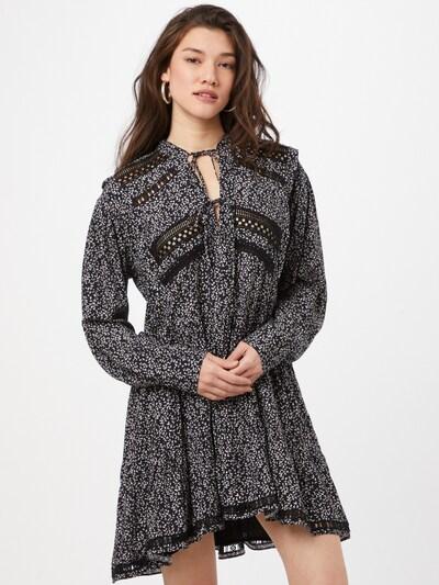 Rochie REPLAY pe negru / alb, Vizualizare model