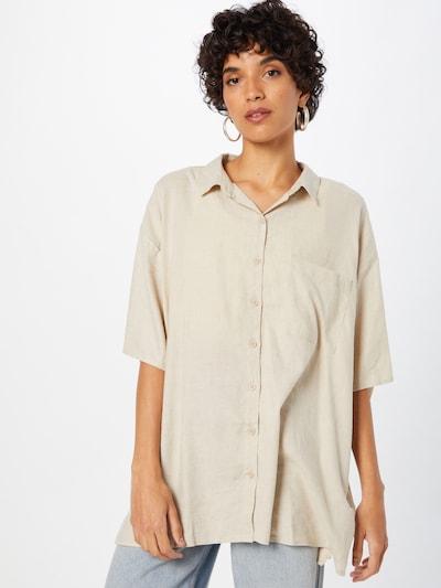 Cotton On Bluse in braun, Modelansicht