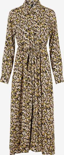 Y.A.S Kleid in gelb / schwarz / weiß, Produktansicht