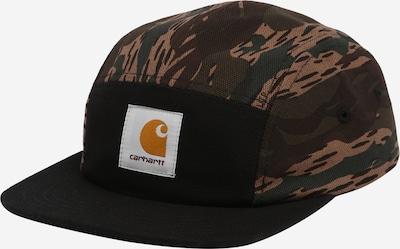 Carhartt WIP Hætte 'Tonare' i brun / blandingsfarvet, Produktvisning