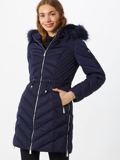 GUESS Mantel 'Cheryl' in navy, Modelansicht