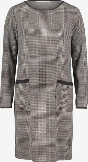 Betty & Co Jerseykleid mit aufgesetzten Taschen in grau, Produktansicht