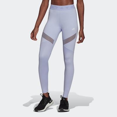 ADIDAS PERFORMANCE Športové nohavice - orgovánová, Model/-ka