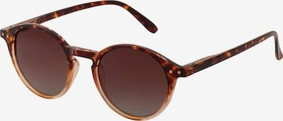 Pilgrim Sonnenbrille 'Roxanne' in braun / dunkelbraun, Produktansicht