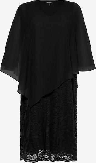 Ulla Popken Avondjurk in de kleur Zwart, Productweergave
