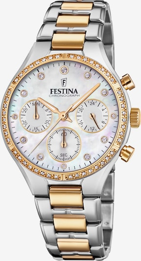 FESTINA Analog Watch in Gold / Silver, Item view