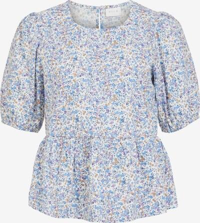 VILA Bluse 'Estie' in mischfarben / weiß, Produktansicht
